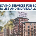 Local Moving Services for Boston Area Families and Individuals
