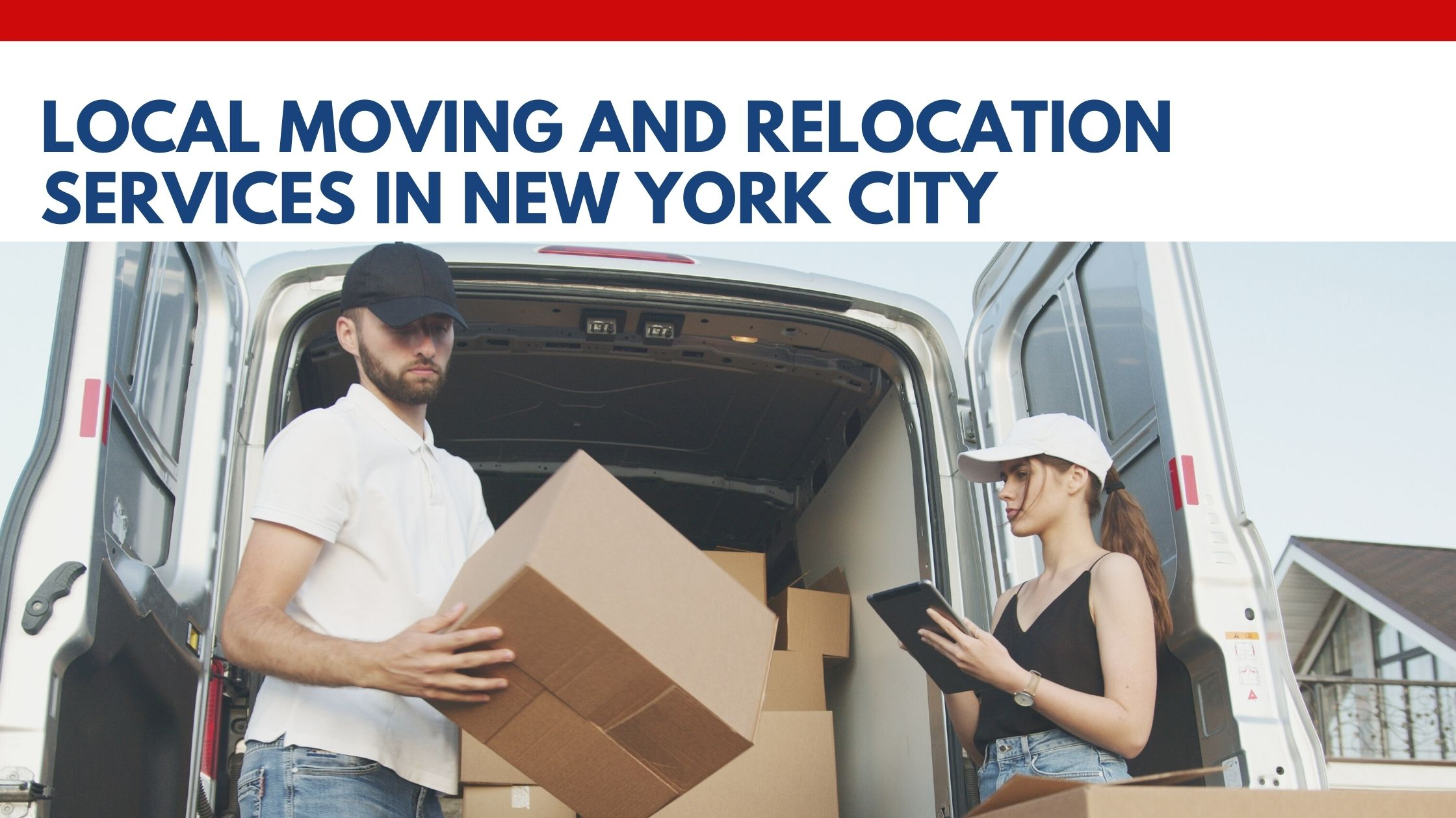 Local Moving and Relocation Services in New York City
