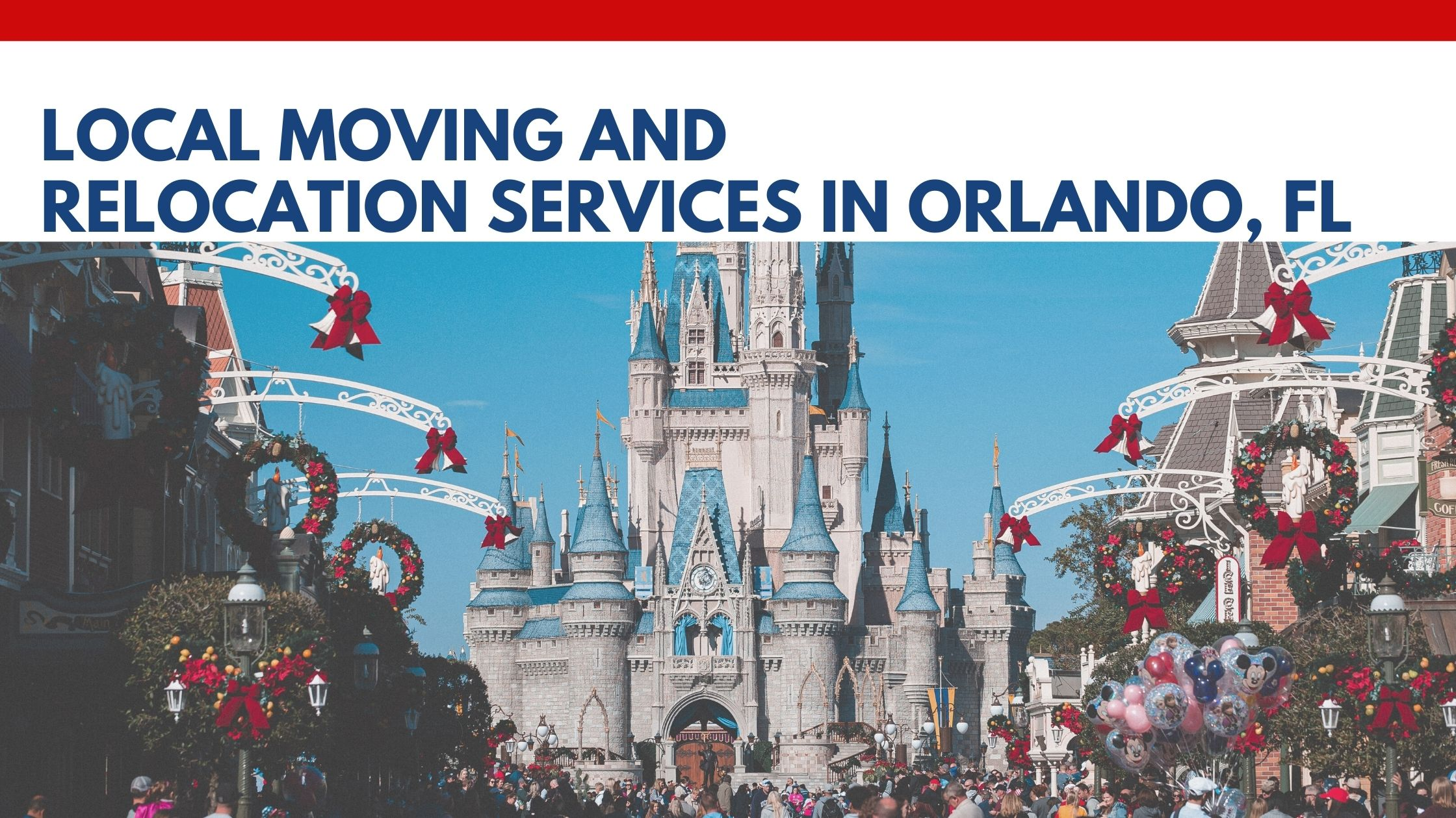Local Moving and Relocation Services in Orlando, FL