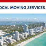 Miami Local Moving Services