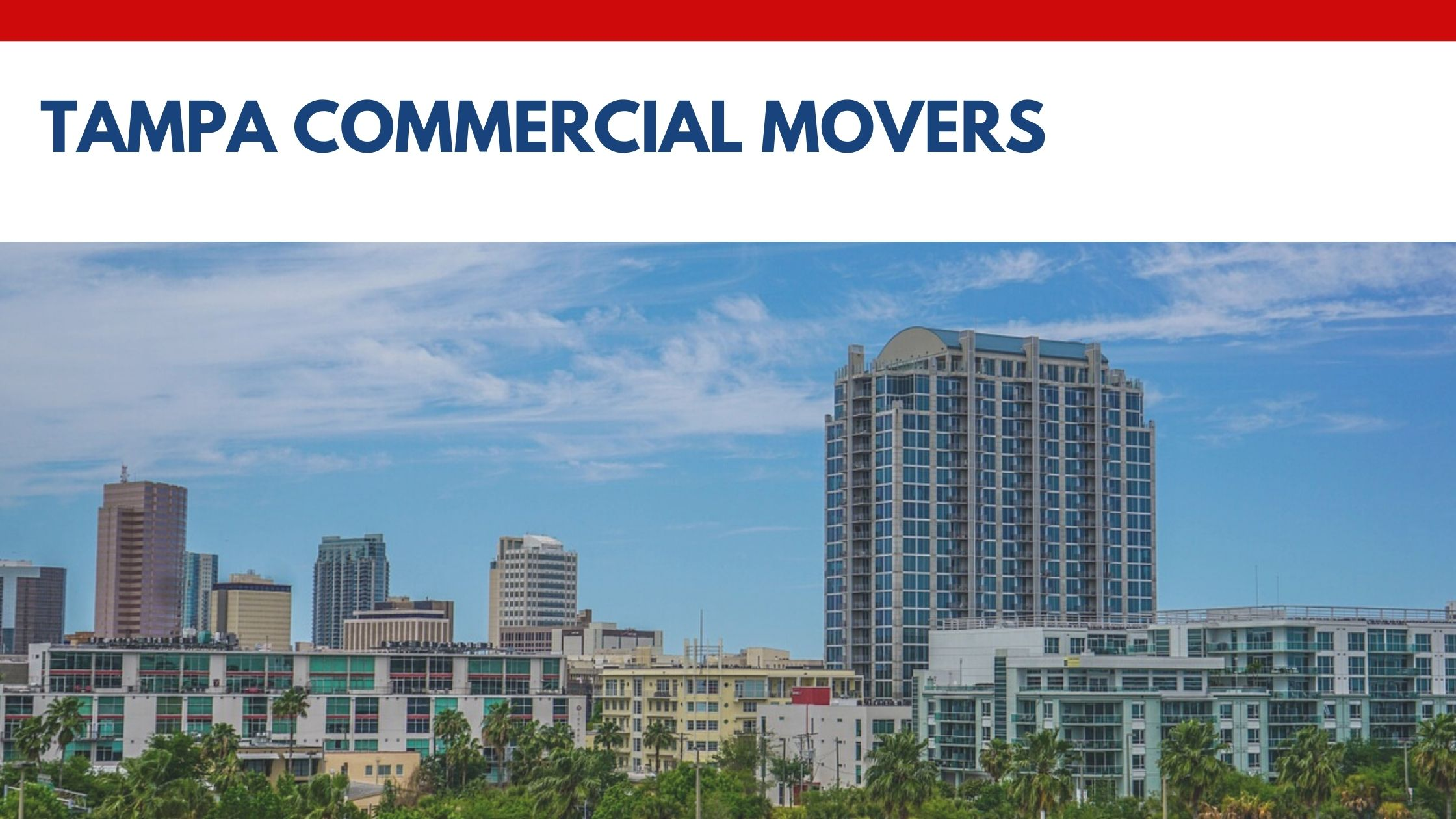 Tampa Commercial Movers