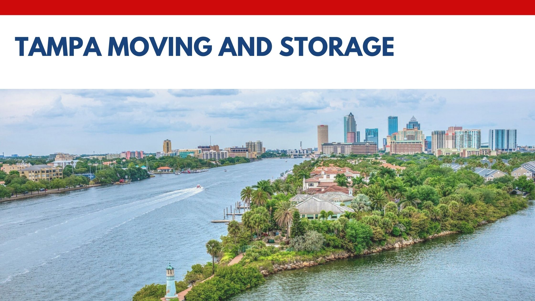 Tampa Moving and Storage